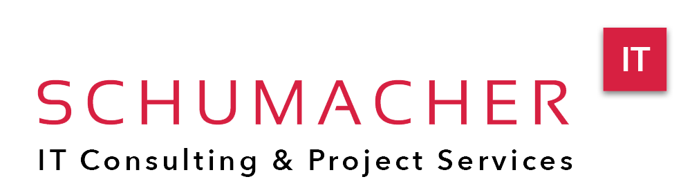 SCHUMACHER IT - IT Consulting & Project Services